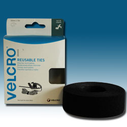 VELCRO® Brand One Wrap Reusable Ties - 30mm x 5M