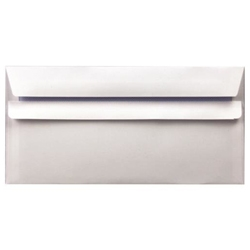 Self Seal White DL Envelopes Wx3480 - Pack of 1000