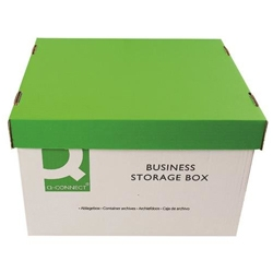 Storage Boxes - Pack of 10