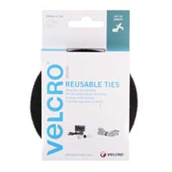 VELCRO® Brand Reusable Ties - 10mm x 5M