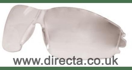 Spare lenses for hybrid glasses