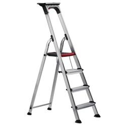 4 Tread Double Decker Ladder
