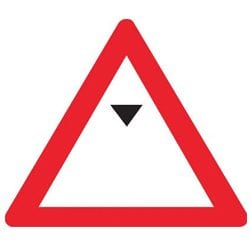 Height Restriction Traffic Sign