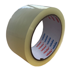 Clear Cellofix Low Noise Packaging Tape