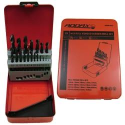 HSS drill set (High speed steel)