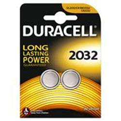 Duracell Electronics Batteries CR2032