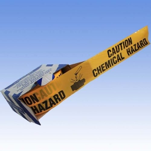 Non Adhesive Chemical Hazard Barrier Tape