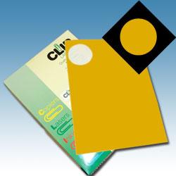 Circular Labels - 63mm - 1200 Labels Per Box - Gold