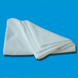 White Rayon Dust Sheets