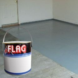 Concrete Floor Paint - 5 Litres - Semi Gloss