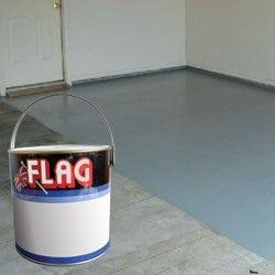 Concrete Floor Paint - 5 Litres - Semi Gloss