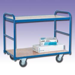 Platform Truck - Budget (2 Shelf)
