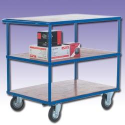 Platform Truck - Budget (3 Shelf)