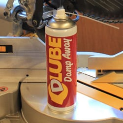 Spray Lubricant - Dlube Brand