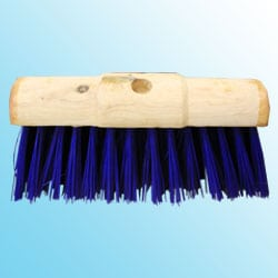 Stiff Heavy Duty Poly Broom Heads