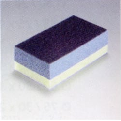 Siafast Abrasive Block - Medium/Soft