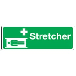 Stretcher Sign