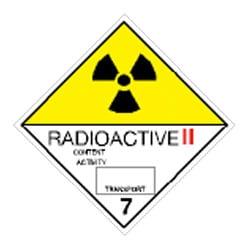 Radioactive II Label