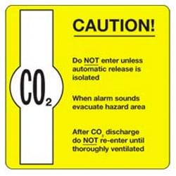 Warning Sign Font