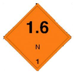 1.6 IMDG Label