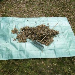 Multi Use Green Tarpaulin