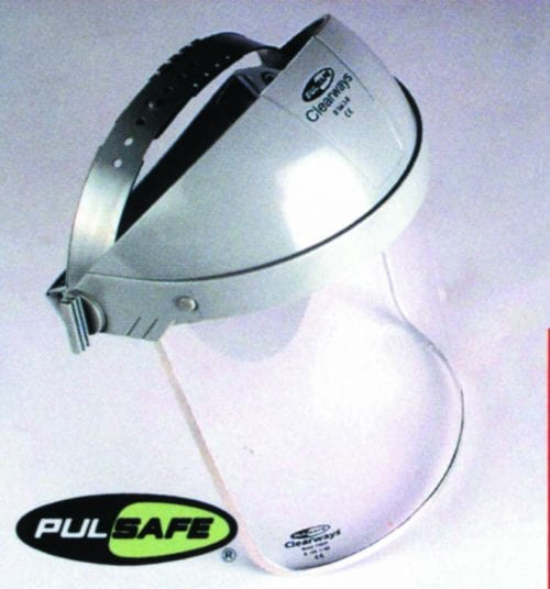 Browguard with Elasticated Headband