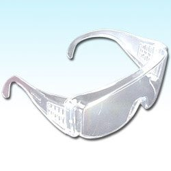 Safety Glasses - Clear Coverspec