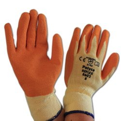 Reflex Cotton Polyamide Palm Latex Coated Gloves