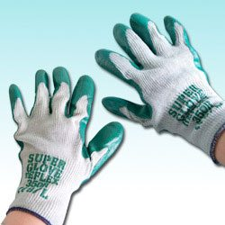 Reflex - Cotton Polyamide palm nitrile coated gloves