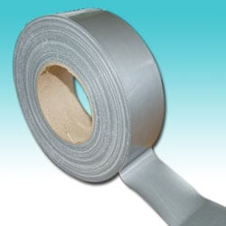 Gas Plate Closure Polycloth Ducting Gaffer Tape