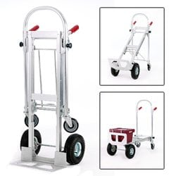 Sack Truck - Aluminium - Three-Way