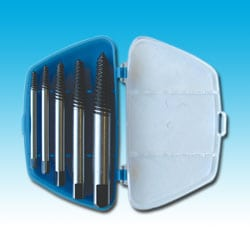 Screw Extractor Set - 5 Pieces