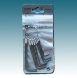 Allen Keys - T-Type Security Key Sets