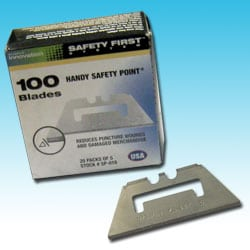 Replacement Blades for S3 Ultimate Safety Carton Knife