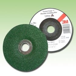 3M™ Green Corps Flexible Abrasive Grinding Discs Kit