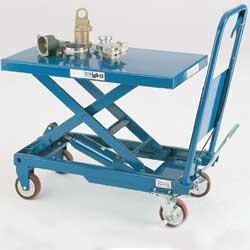 Scissor Lift Table - 500kg Capacity