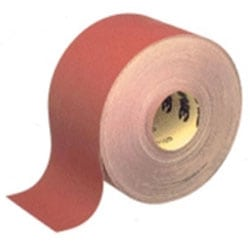 3M abrasive paper roll