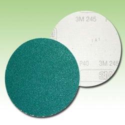 3M™ 245 Hookit Abrasive Discs
