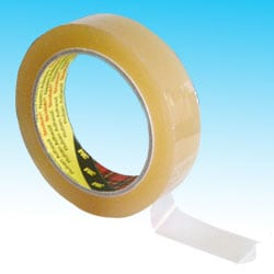 Scotch 3M 607 Clear Stationery Tape