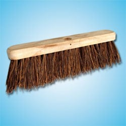 Stiff Contract Broom Head