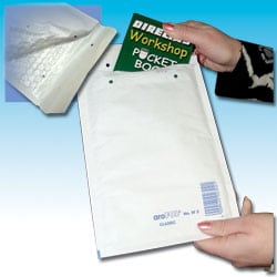 Bubble Padded Bags