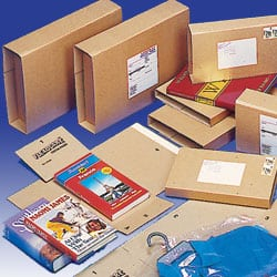 Self Sealing Postal Packs - Flexocare - 100 per pack