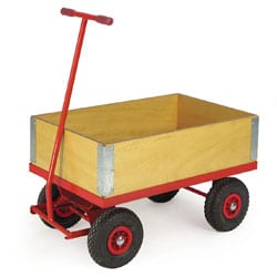 Optional Box for Turntable Truck