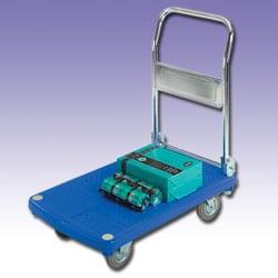 Single Folding Platform Trolley