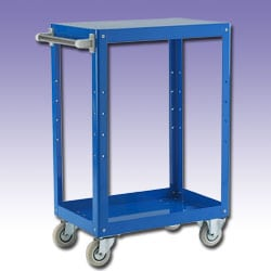 Tray Trolley - 2 Shelves