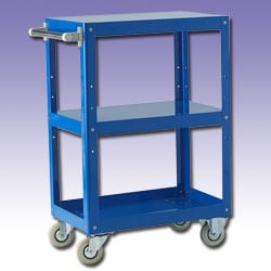 Tray Trolley 3 Shelves