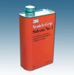 3M Solvent No.1 - 1 Litre