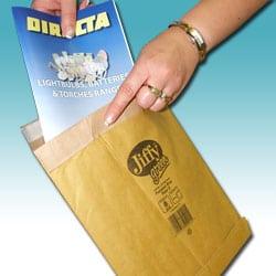Lightweight Padded Jiffy Bags
