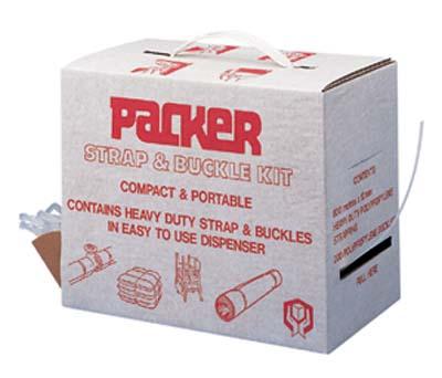 Plastic Buckles 12mm - box of 1000