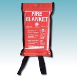Fire Blanket - Size: 1M x 1M